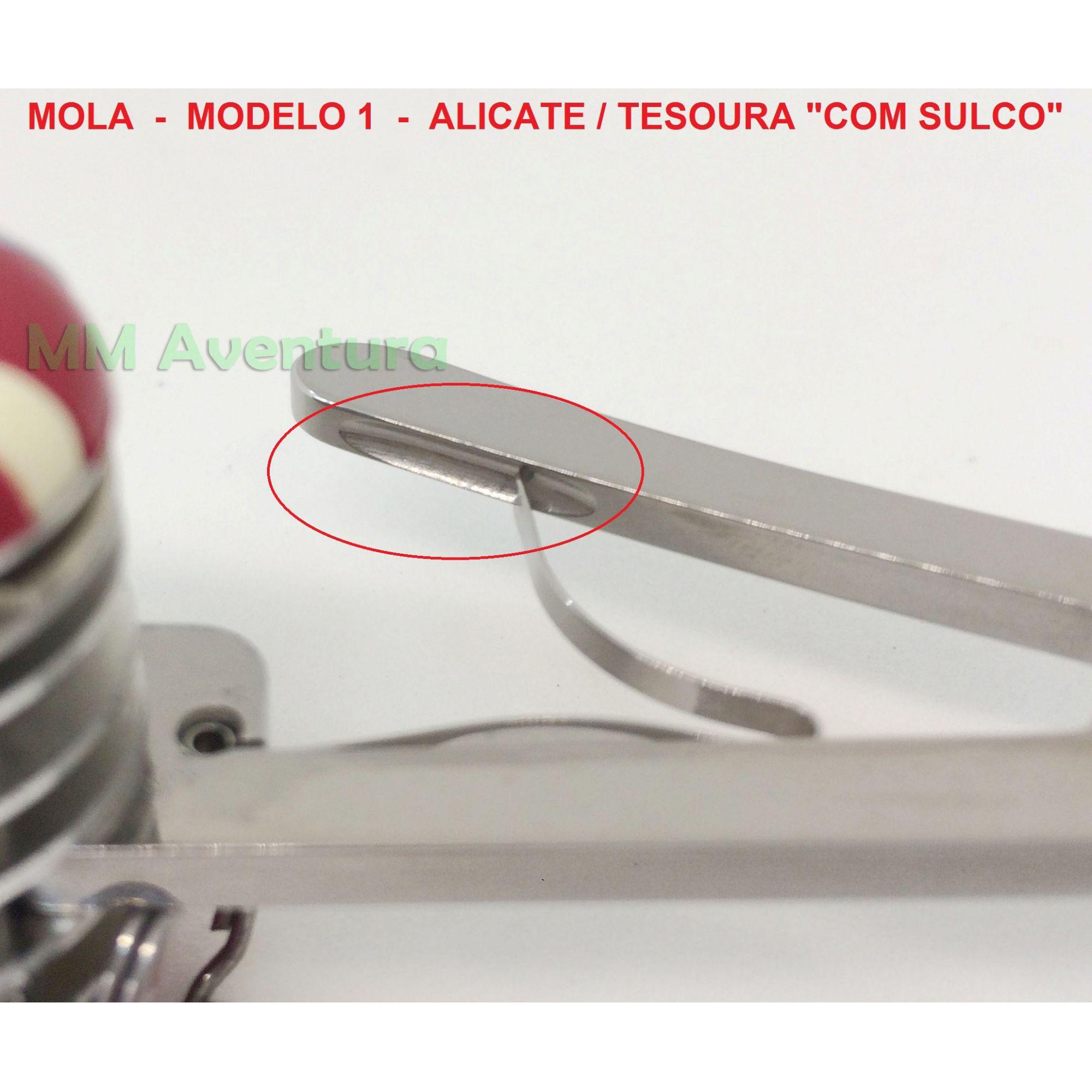 Mola Victorinox de Resposição p/ Tesoura e Alicate Canivetes de 58, 74, 84, 91, 111mm  - MM Aventura