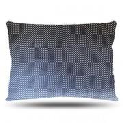 Fronha de Cetim - Azul Poá - Anti Frizz