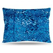 Fronha de Cetim - Oncinha Azul - Anti Frizz