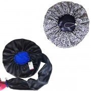 Kit 1 Difusora Azul e 1 Touca Floral