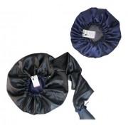 Kit 1 Difusora Azul Marinho e 1 Touca Azul Marinho