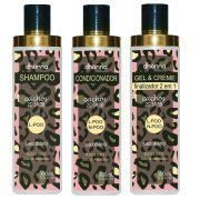 Kit - Dhonna - Cachos - 3 produtos