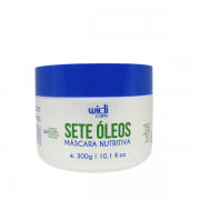 Widi Care - Sete Óleos - Máscara Nutritiva - 300g