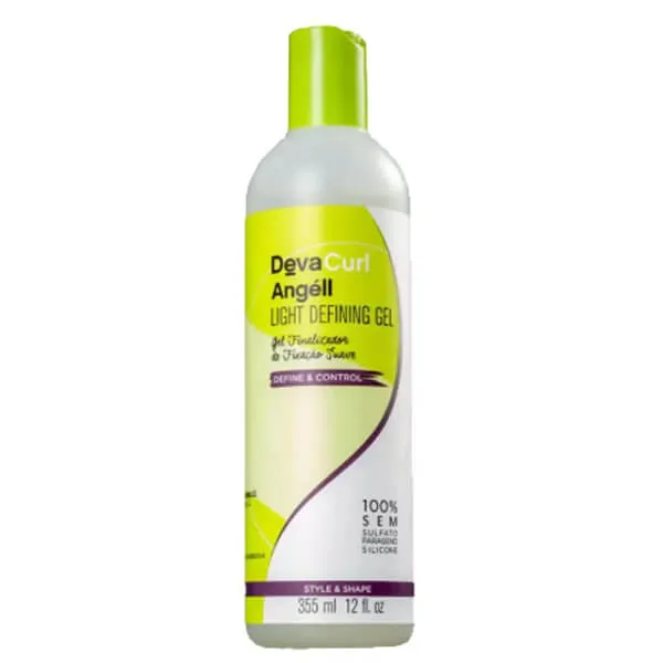 Angéll Light Defining Gel - 355ml - DevaCurl