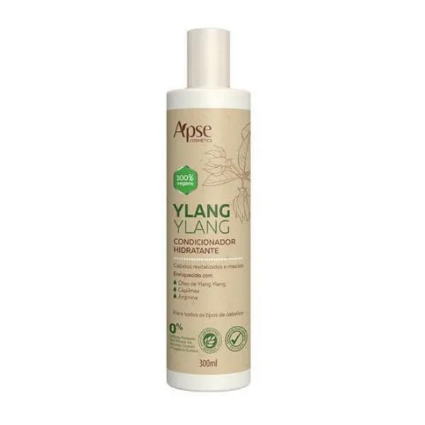 Apse - Condicionador Hidratante - Ylang Ylang - 300ml