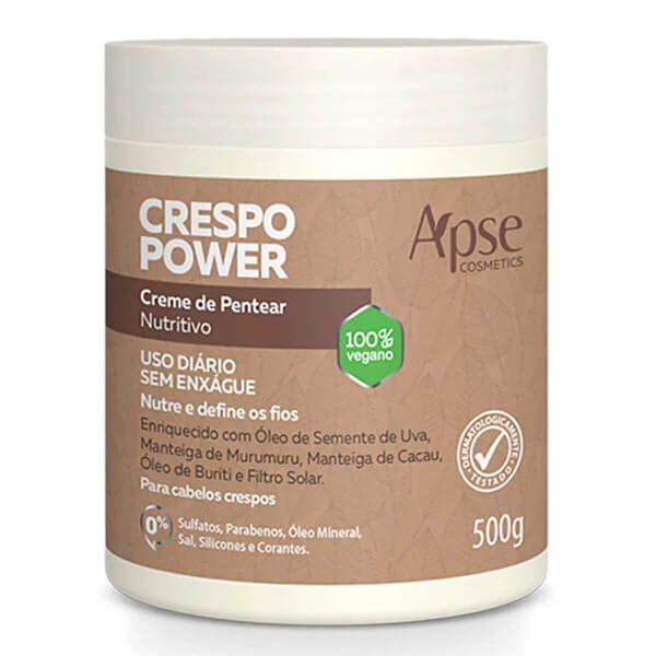 Apse - Creme de Pentear - Crespo Power - 500g