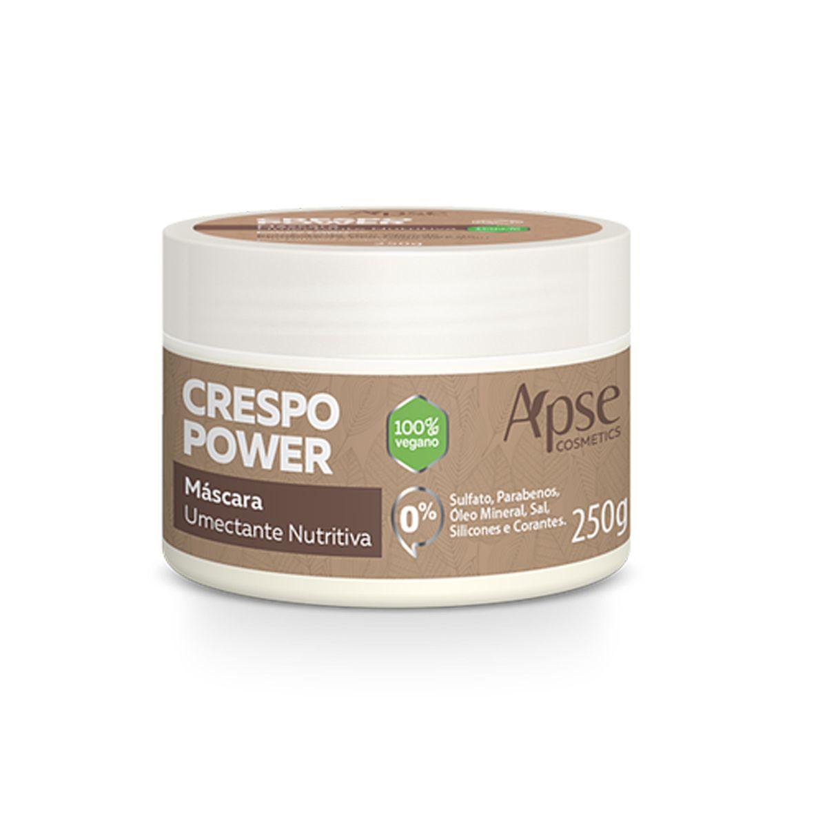Apse - Máscara Crespo Power - 250g