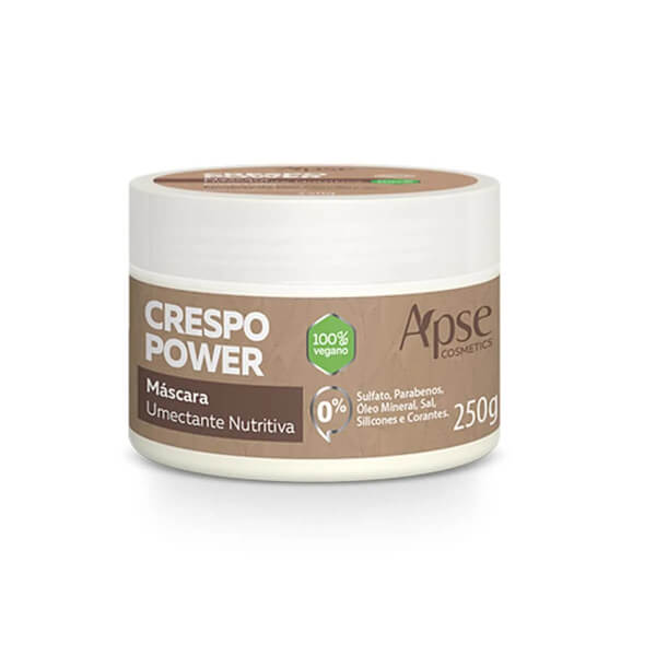 Apse - Máscara - Crespo Power - 250g