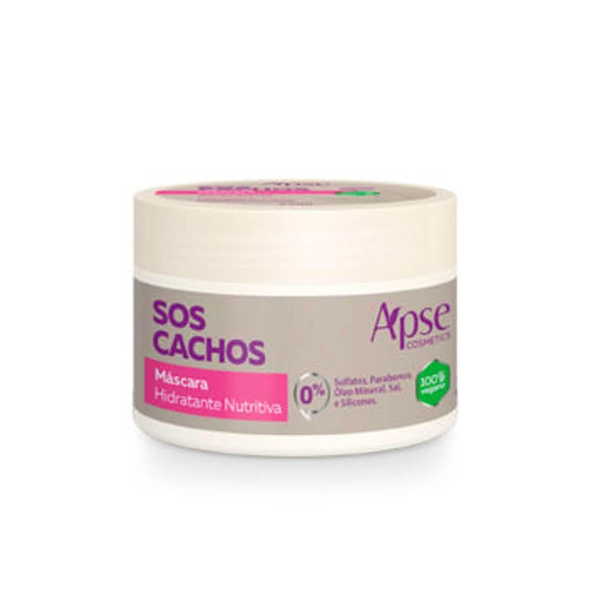 Apse - Máscara Sos Cachos - 250g