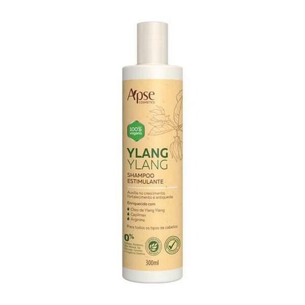 Apse - Shampoo Estimulante - Ylang Ylang - 300ml