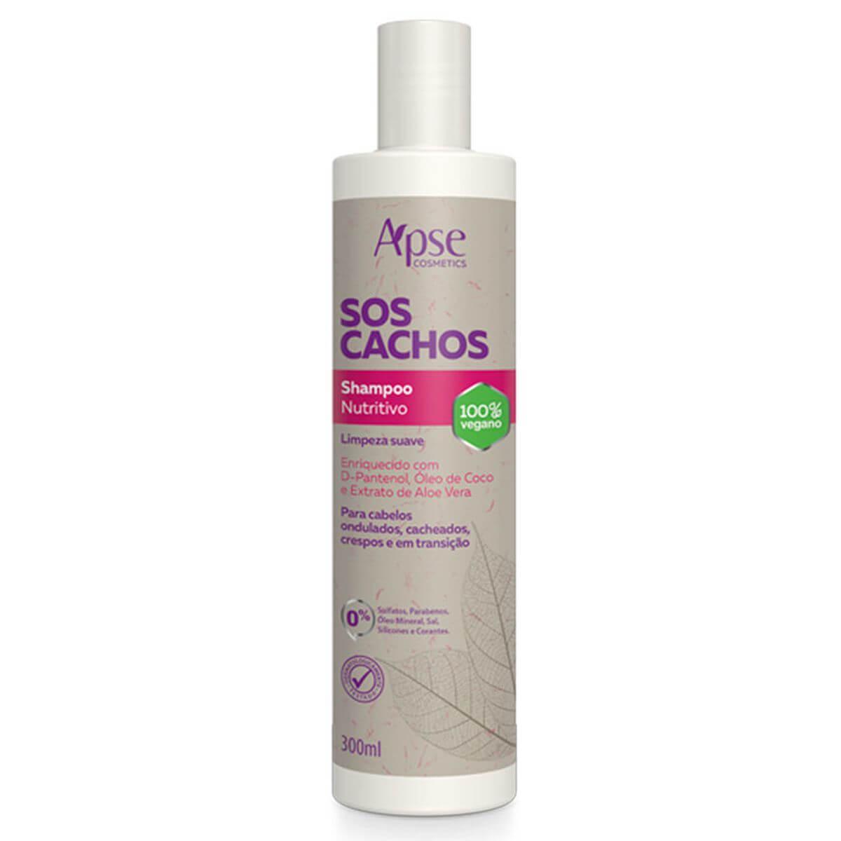 Apse - Shampoo Sos Cachos - 300ml