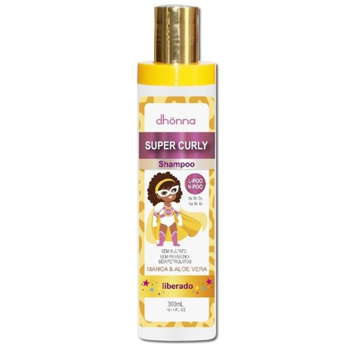 Dhonna - Super Curly - Shampoo - 300ml