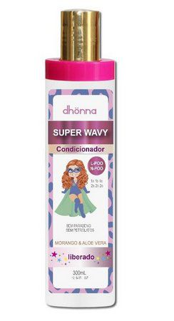 Dhonna - Super Wavy - Condicionador - 300ml