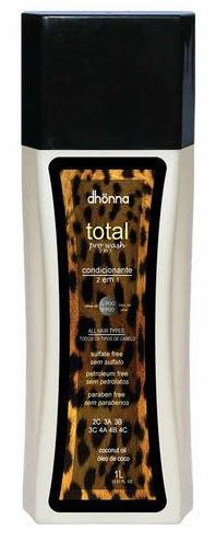 Dhonna - Total - Pro-Wash Condicionante 2 em 1 - 300ml