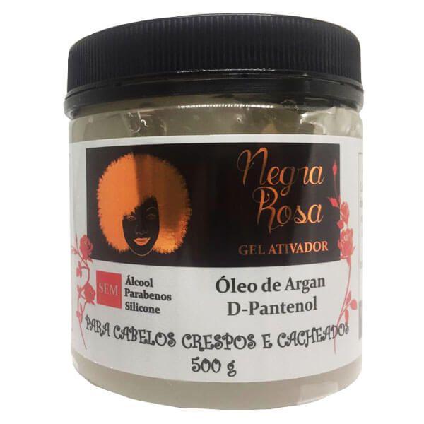 Gel Ativador - Negra Rosa - 500g