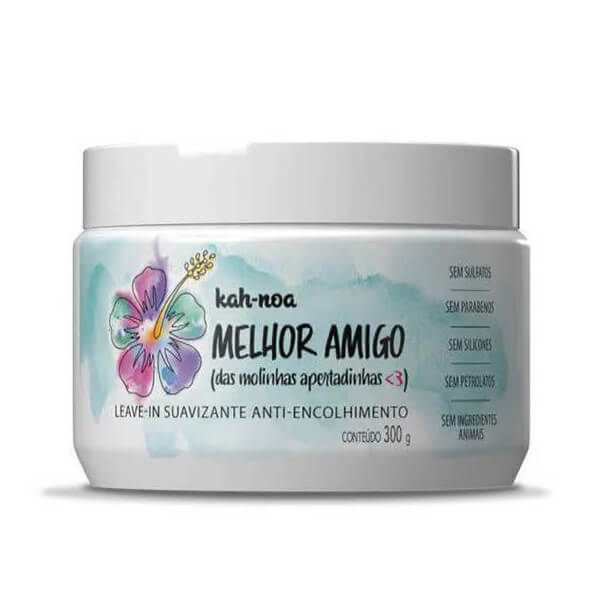 Kah-Noa - BFF - Anti-Encolhimento - Leave-in - 300g