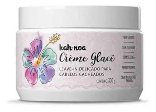 Kah-Noa - Creme Glacê - Leave-in - 300g