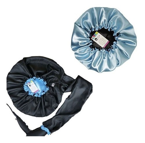Kit 1 Difusora Azul Claro e 1 Touca Azul Claro