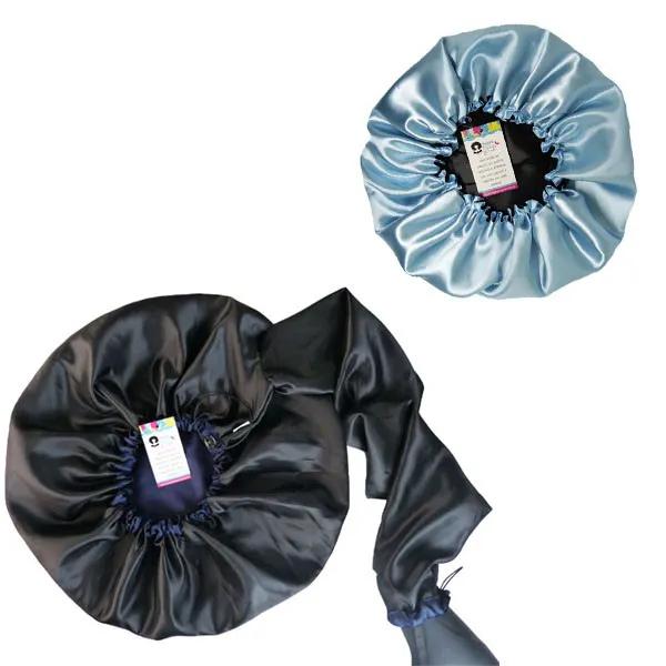 Kit 1 Difusora Azul Marinho e 1 Touca Azul Claro