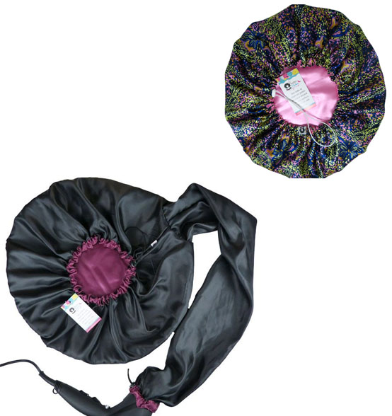 Kit 1 Difusora Marsala e 1 Touca Borboletas Rosa