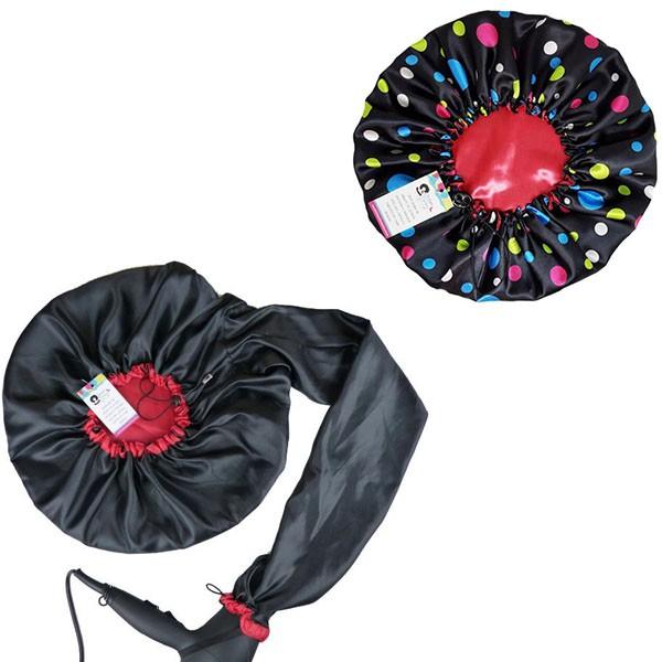 Kit 1 Difusora Melancia e 1 Touca Poá Colorido