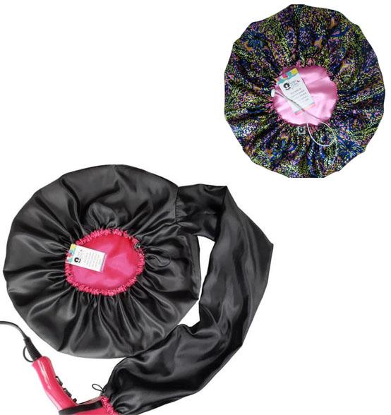 Kit 1 Difusora Pink e 1 Touca Borboletas Rosa