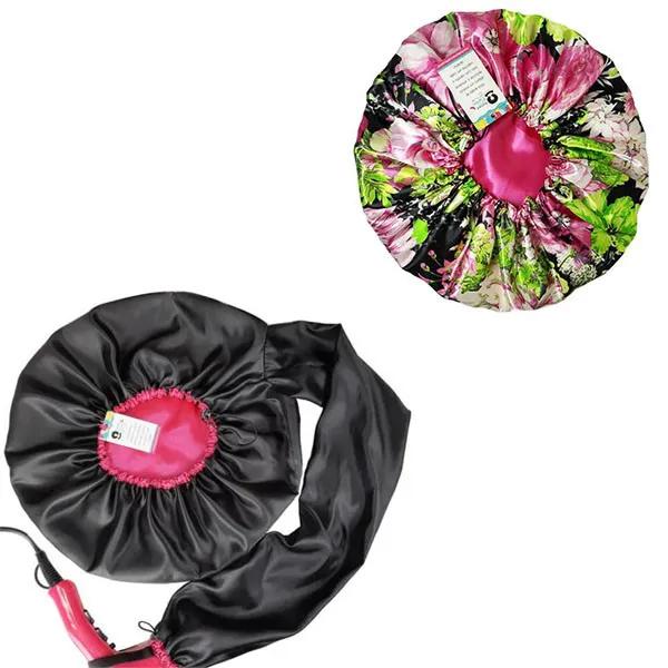 Kit 1 Difusora Pink e 1 Touca Rosa Floral