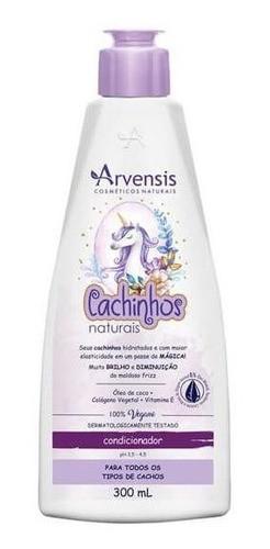 Kit Cachinhos Naturais - Ondulados e Cacheados - Arvensis