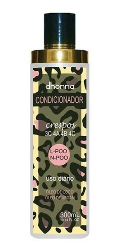 Kit Crespos - 4 produtos - Dhonna