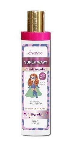 Kit Super Wavy - Dhonna