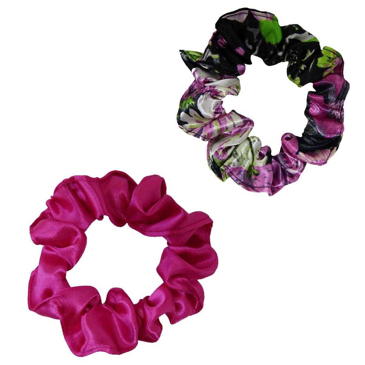Kit Xuxinhas - Rosa Floral e Pink - Anti Frizz