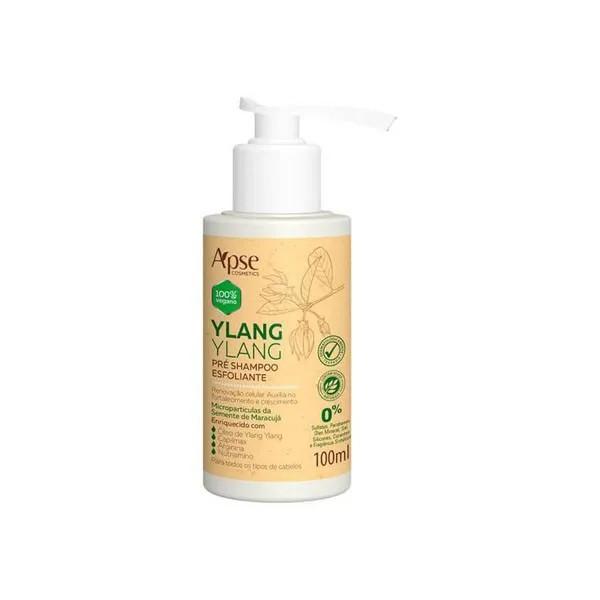 Kit Ylang Ylang - Com Pré Shampoo - Apse
