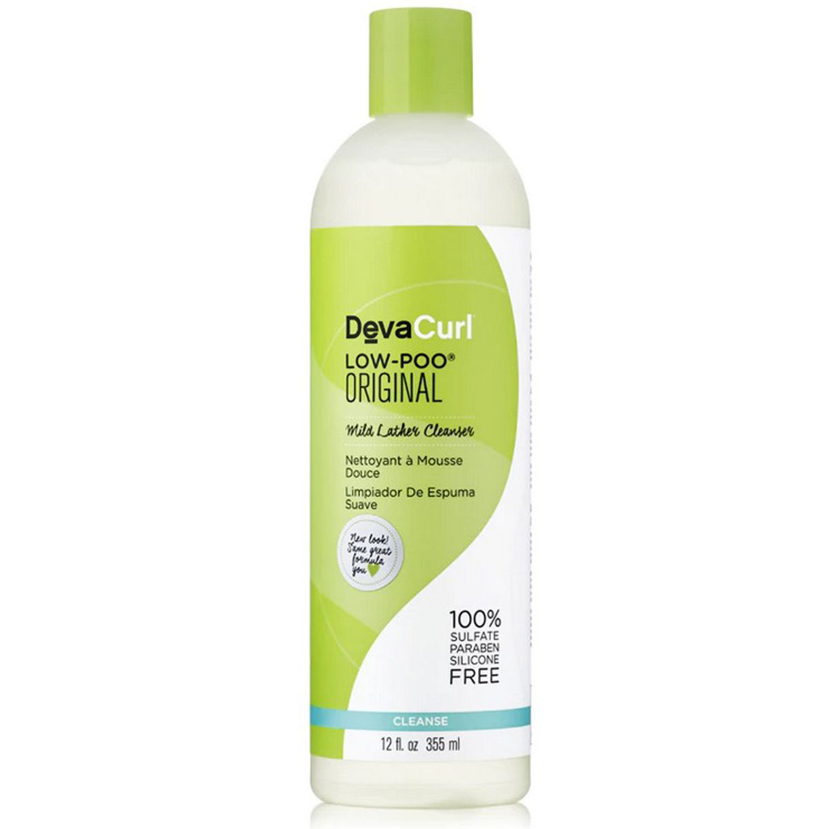 Low Poo Original - 355ml - Devacurl