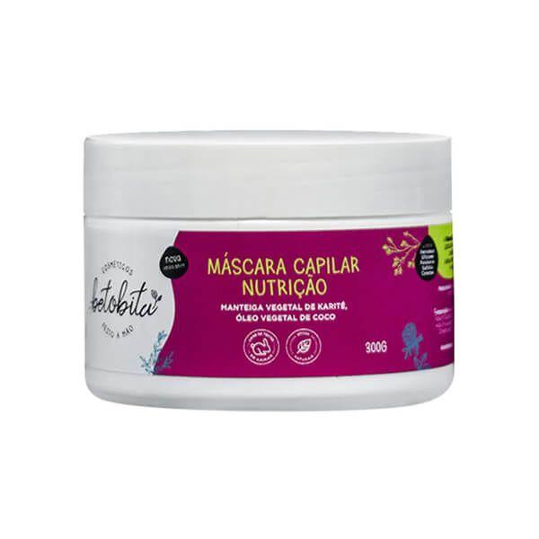 Máscara Capilar Nutrição - BetoBita - 300g