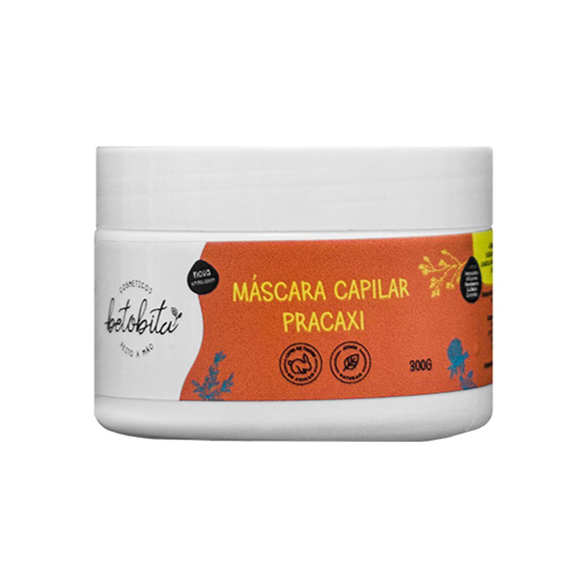 Máscara Capilar - Pracaxi - BetoBita - 300g