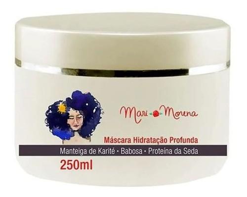 Máscara Hidratação Profunda - Mari Morena - 250ml