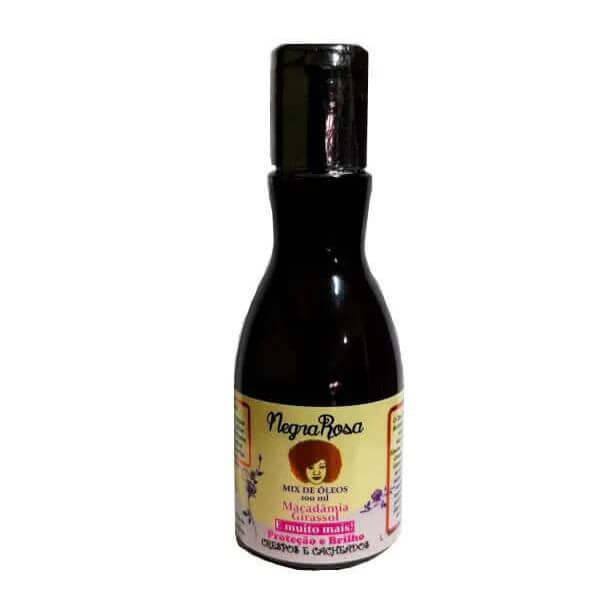 Mix de óleos - Negra Rosa - 100ml