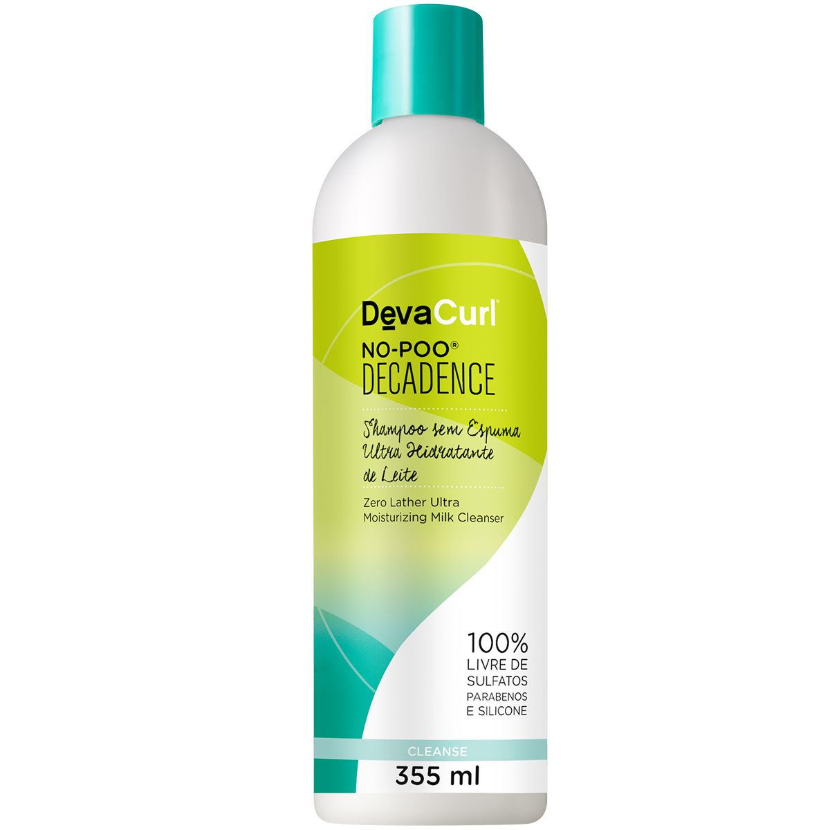 No Poo Decadence - 355ml - DevaCurl