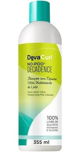 No Poo Decadence - 355ml - DevaCurl