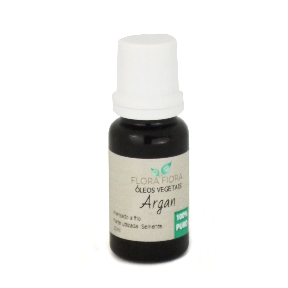 Óleo Vegetal 100% puro de Argan 10ml