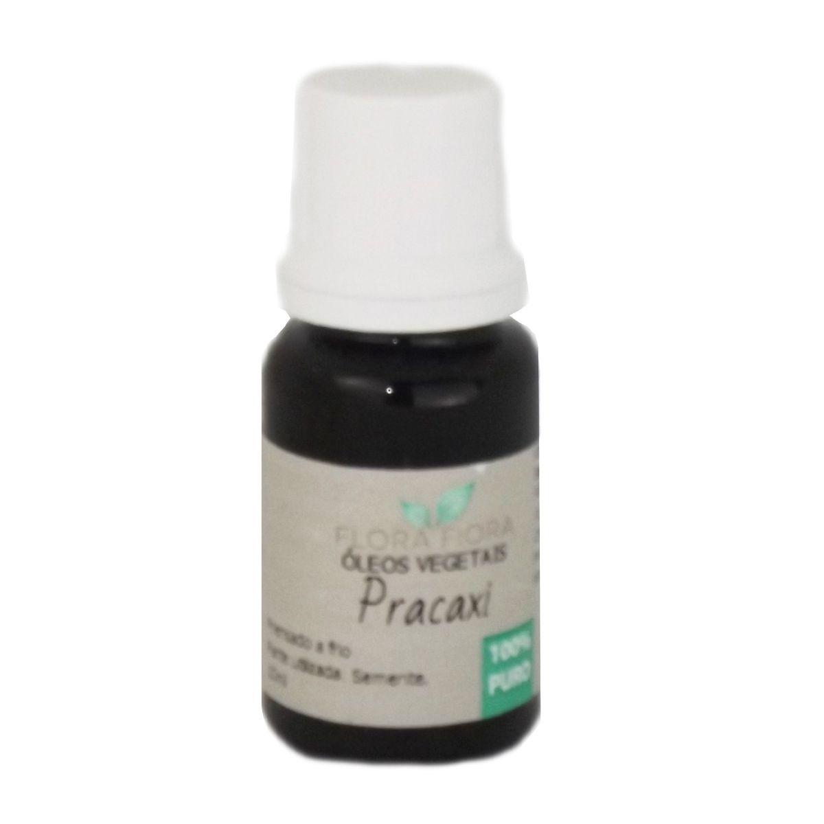 Óleo Vegetal 100% puro de Pracaxi 10ml