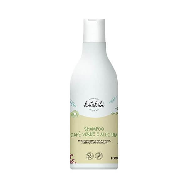Shampoo - Café verde e Alecrim - BetoBita - 500ml