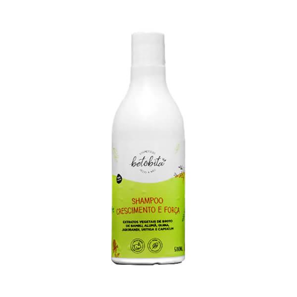 Shampoo - Crescimento e Força - BetoBita - 500ml