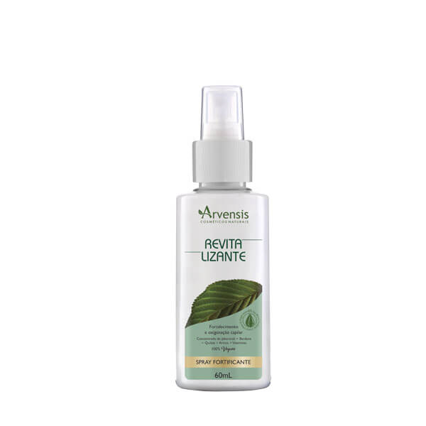 Spray Fortificante - Revitalizante - Arvensis - 60ml