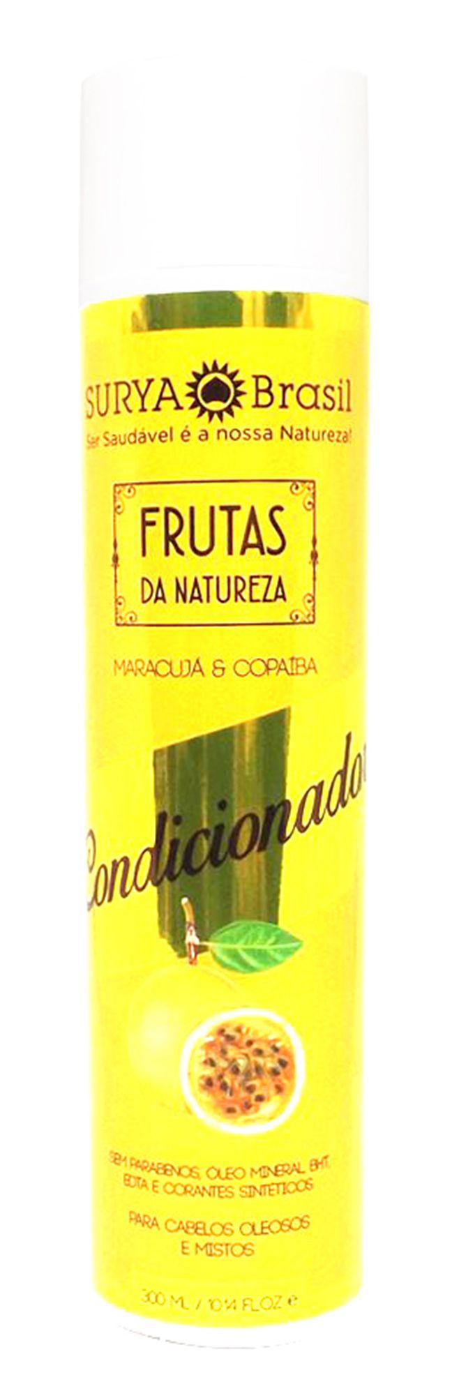 Surya Brasil - Maracujá & Copaíba - Condicionador Frutas da Natureza - 300 ml
