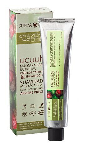 Surya Brasil - Ucuuba - Máscara Amazônia Preciosa - 120g