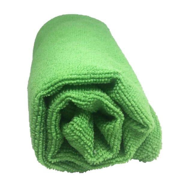 Toalha de Microfibra - Tamanho G - Verde