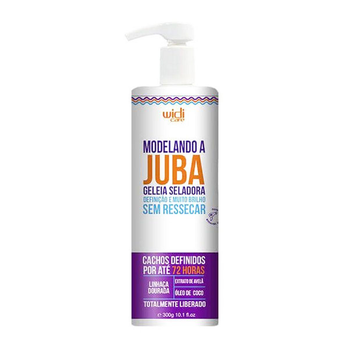 Widi Care - Juba - Geleia de alta definição - 300g