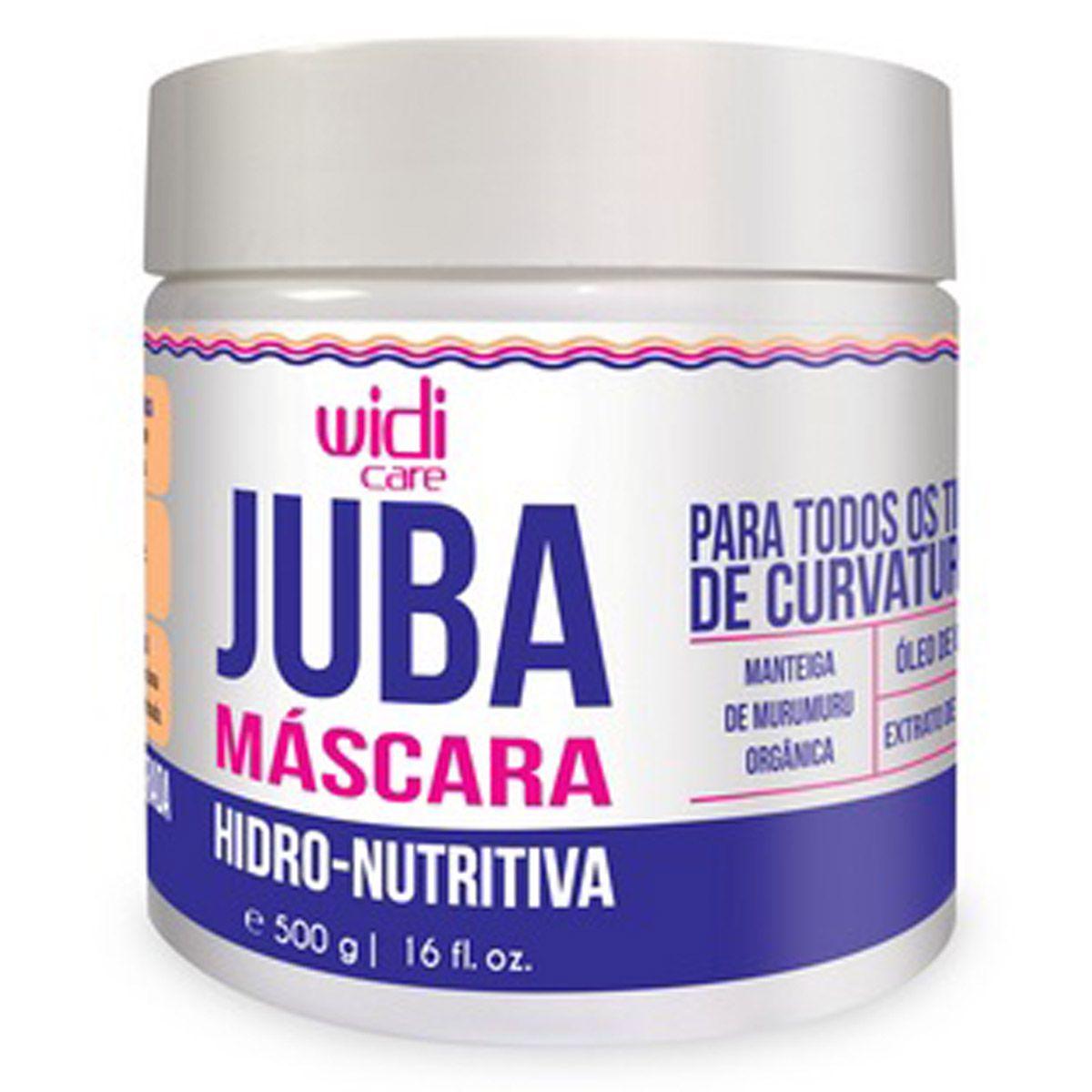 Widi Care - Juba - Máscara Hidro-Nutritiva - 500g