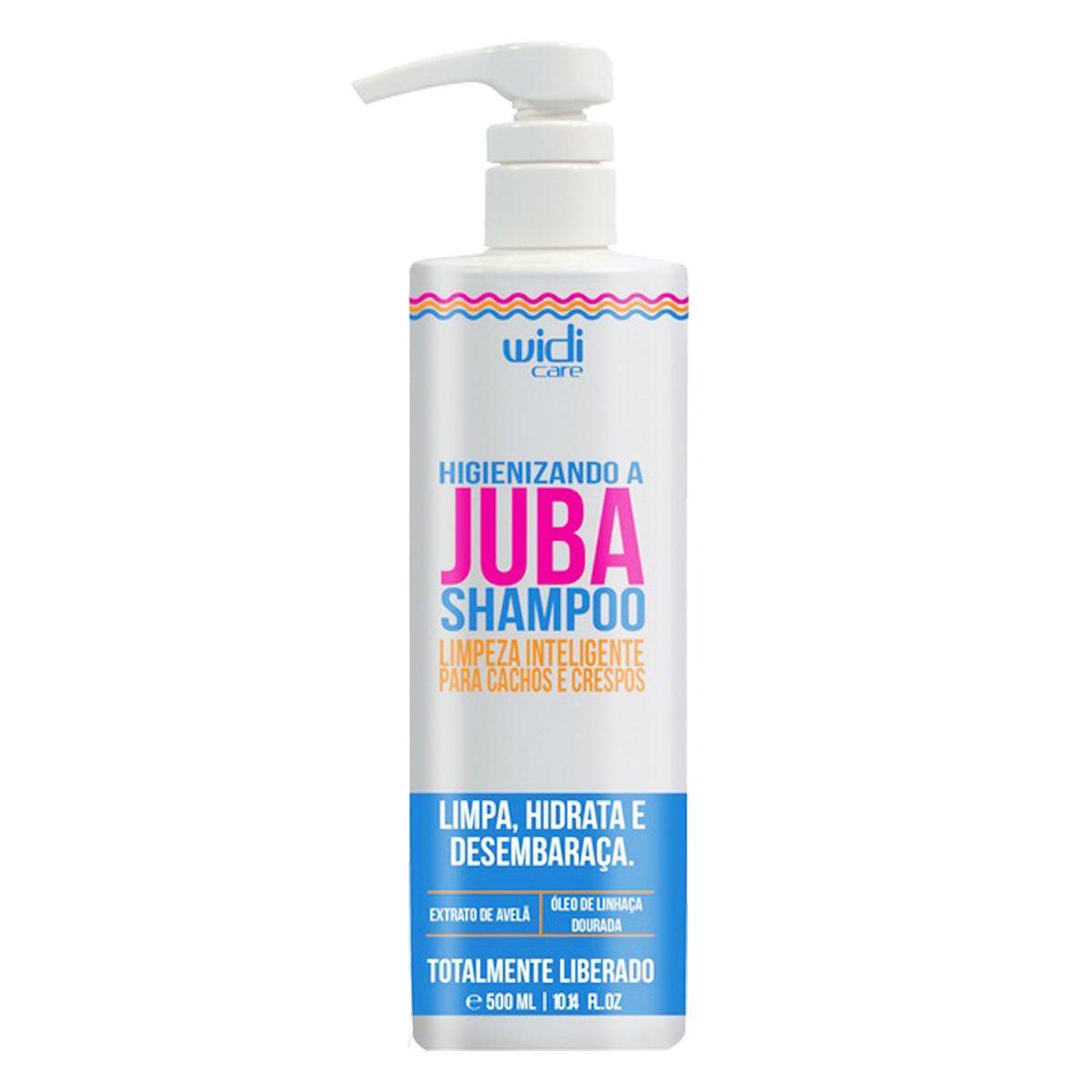 Widi Care - Juba - Shampoo - 500ml